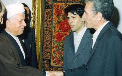 بازدید سران قوا و شخصیتهای برجسته از مجموعه فرش شفقی تبریز